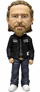 Mezco Toyz Sons of Anarchy Bobble Head Jax Teller Pre-Order ships August