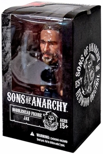 Mezco Toyz Sons of Anarchy Bobble Head Jax Teller