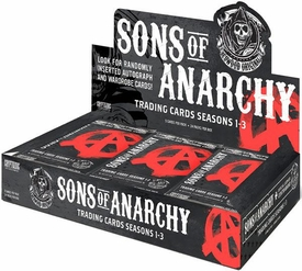 Sons of Anarchy Trading Card Box [24 Packs] Pre-Order ships October