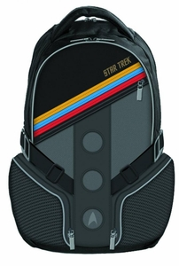 Star Trek Backpack Retro Tech Pre-Order ships September
