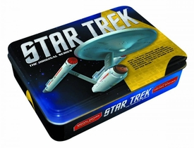 Star Trek Playing Card Gift Tin Pre-Order ships October