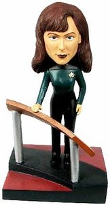 Star Trek The Next Generation Build - A - Bridge Bobble Head Dr. Beverly Crusher