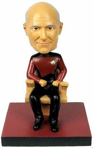 Star Trek The Next Generation Build - A - Bridge Bobble Head Jean-Luc Picard