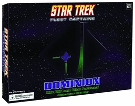 Star Trek WizKids Fleet Captains Expansion Dominion  Pre-Order ships August