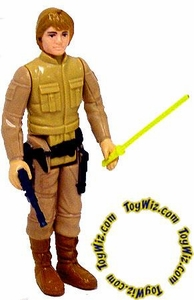 Star Wars 1980 Vintage  Luke (Bespin) Loose Complete C-9 Condition  Brown Hair Version