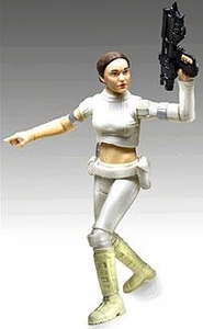 Star Wars Black 3.75 Inch 2013 Series 1 Action Figure Padme Amidala [Episode II]