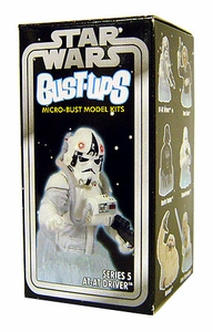 Star Wars Bust-Ups Series 5 Hoth Set At-At Driver