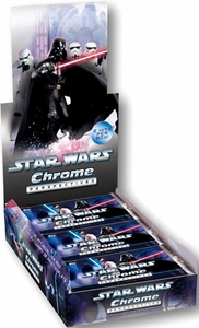 Star Wars 2014 Topps Chrome Perspectives Trading Card Box [24 Packs]