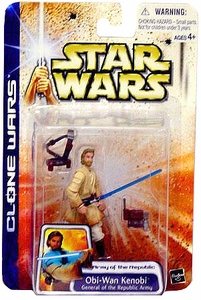 Star Wars Clone Wars Army of the Republic Obi-Wan Kenobi