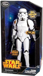 Star Wars Exclusive 13 Inch Talking Figure Stormtrooper [Lights & Sounds!]