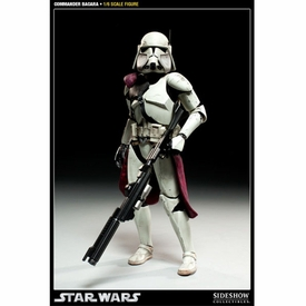 Star Wars Sideshow Collectibles 1/6 Scale Collectible Figure Commander Bacara