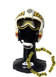 Star Wars Japanese Import Mini Helmet Collection Rebel Fighter Pilot Variant