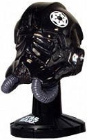 Star Wars Japanese Import Mini Helmet Collection TIE Pilot