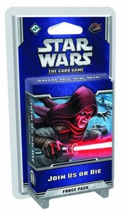 Star Wars Join Us Or Die LCG Living Card Game Force Pack Pre-Order ships September