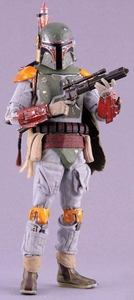 Star Wars Medicom RAH Real Action Heroes 12 Inch Deluxe Collectible Figure Boba Fett [Return of the Jedi]