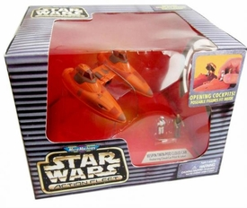 Star Wars Micro Machines Action Fleet Bespin Twin-Pod Cloud Car