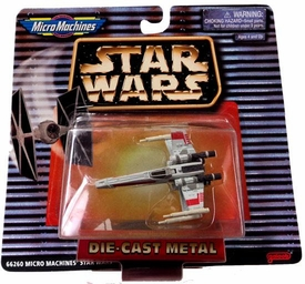 Star Wars Micro Machines Die-Cast X-Wing