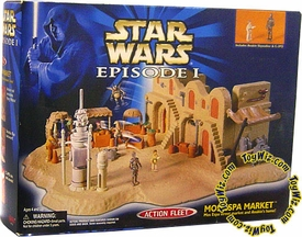 Star Wars Micro Machines Episode I Mos Espa Market