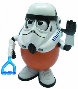 Star Wars Mr Potato Head Figure Stormtrooper Pre-Order ships July
