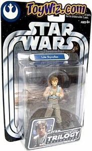 Star Wars Original Trilogy Collection Action Figure #01 Dagobah Luke Skywalker [Upright Version]