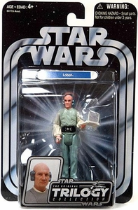 Star Wars Original Trilogy Collection #20 Action Figure Lobot