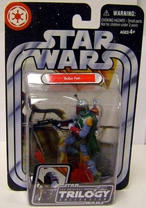Star Wars Original Trilogy Collection Action Figure #14 Boba Fett [Return of the Jedi]