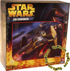 Star Wars Plastic Model Kit Jedi Starfighter