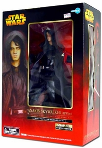 Star Wars Revenge of the Sith Kotobukiya ArtFX Deluxe 1/7 Pre-Painted Vinyl Statue Anakin Skywalker [Episode 3]