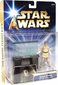 Star Wars Saga 2004 Empire Strikes Back DeluxeGeneral Rieekan