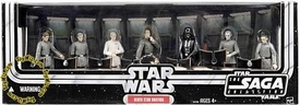 Star Wars Saga 2006 Basic Action Figure Exclusive Boxed Set Imperial Death Star Briefing Room