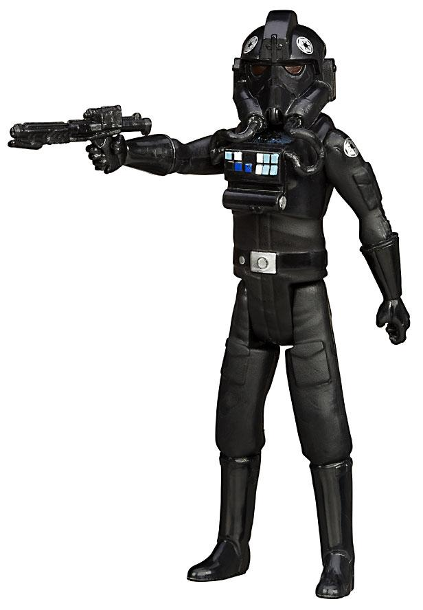 Tie Fighter Pilot Costume Tie Fighter Pilot Action