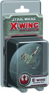 Star Wars X-Wing Miniatures E-Wing Expansion Pack