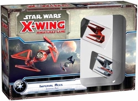 Star Wars X-Wing Miniatures Imperial Aces Expansion Pack