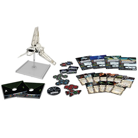 Imperial Lambda-Class Shuttle Expansion PackX Wing Miniatures Game