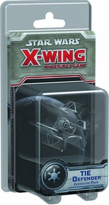 Star Wars X-Wing Miniatures Tie Defender Expansion Pack New!