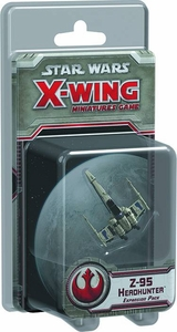 Star Wars X-Wing Miniatures Z-95 Headhunter Expansion Pack New!