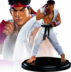 Street Fighter Pop Culture Shock 1/4 Scale Statue Ryu Pre-Order ships March
