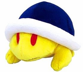 Super Mario 4 Inch Plush Buzzy Beetle Pre-Order ships July