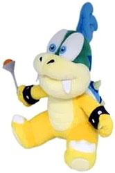 Super Mario 7 Inch Plush Larry Koopa Pre-Order ships July
