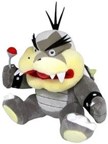 Super Mario 9 Inch Plush Morton Koopa Pre-Order ships July