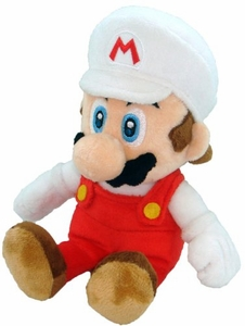 Super Mario Bros. Plush Backpack Fire Mario