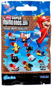 Super Mario Bros. WII Enemy Danglers Mystery Pack