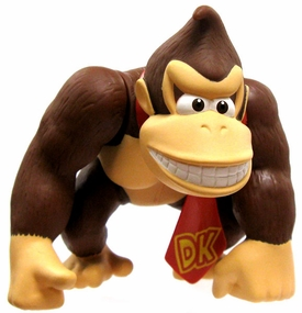 Super Mario Brothers 5 Inch PVC Figure Donkey Kong