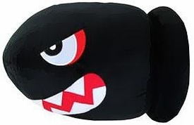 Super Mario Pillow Banzai Bill Pre-Order ships October