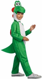 Super Mario Rubies Costume #883740 Yoshi [Child]
