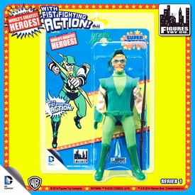 Super Powers Retro 8 Inch Series 1 Action Figures Green Arrow Pre-Order ships July