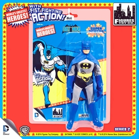 Super Powers Retro 8 Inch Series 2 Action Figures Batman Pre-Order ships August