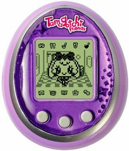 Tamagotchi Friends Virtual Pet Amethyst Gem Pre-Order ships August
