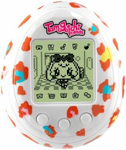 Tamagotchi Friends Virtual Pet Colorful Leopard Pre-Order ships July
