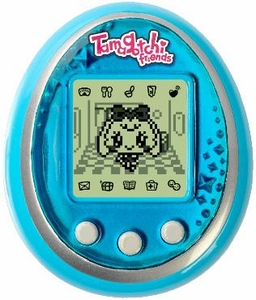 Tamagotchi Friends Virtual Pet Sapphire Gem Pre-Order ships August